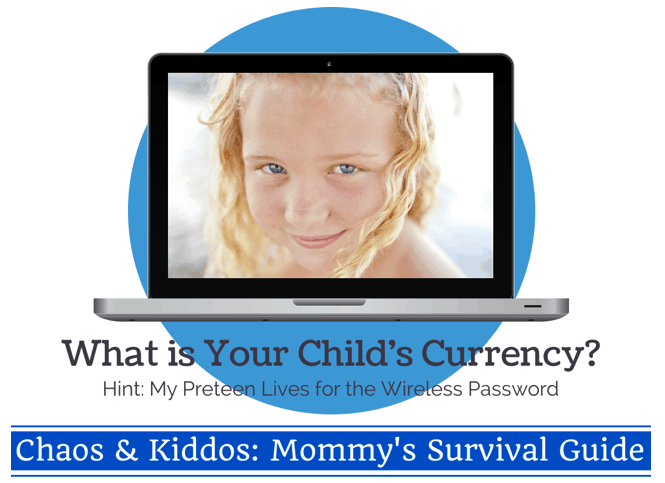 What is Your Child's Currency | Understanding Your Child's Cues