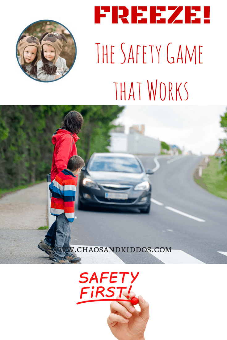 Freeze! The Safety Game that Works