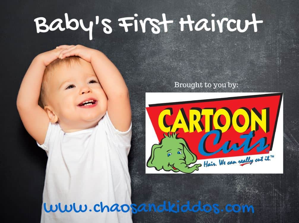 Baby's First Haircut | Cartoon Cuts | Chaos & Kiddos: Mommy's Survival Guide