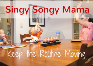 Singy Songy Mama | Chaos & Kiddos: Mommy's Survival Guide