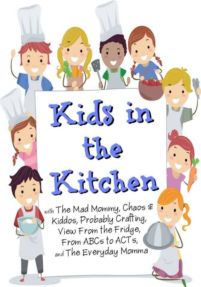 Kids in the Kitchen | Chaos & Kiddos: Mommy's Survival Guide