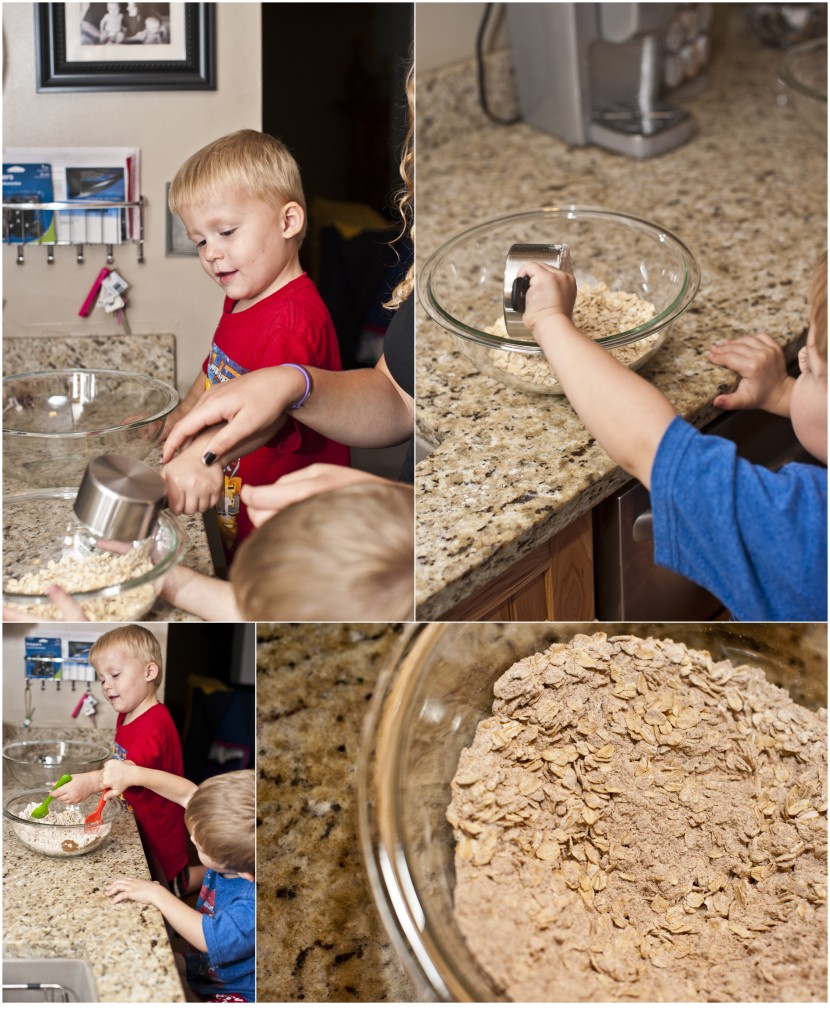 Oatmeal On-The-Go Bars | Weelicious | Chaos & Kiddos