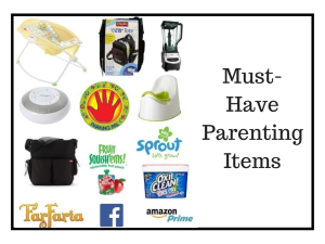 Must-Have Parenting Items | Chaos & Kiddos: Mommy's Survival Guide