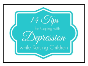 Depression with Kids | Chaos & Kiddos: Mommy's Survival Guide