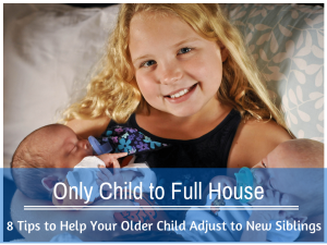 Only Child to Full House |Chaos & Kiddos: Mommy's Survival Guide