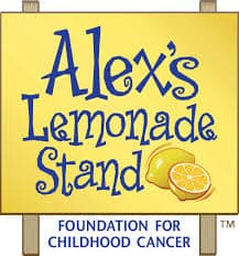 Alex's Lemonade Stand | End Childhood Cancer | Chaos & Kiddos: Mommy's Survival Guide