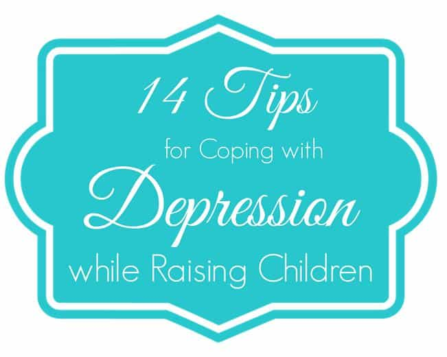 Coping with Depression While Raising Children | Jenessa Mullen | Chaos & Kiddos