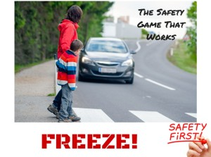 Freeze | Safety Game | Chaos & Kiddos: Mommy's Survival Guide