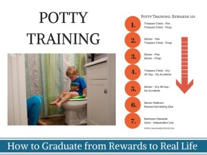 Potty Training | Chaos & Kiddos: Mommy's Survival Guide