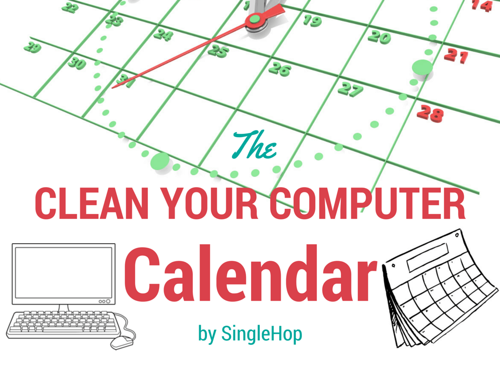 Clean Your Computer Calendar