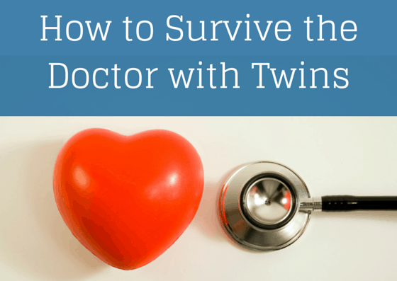 How to Survive the Doctor with Twins