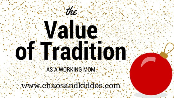 The Value of Tradition