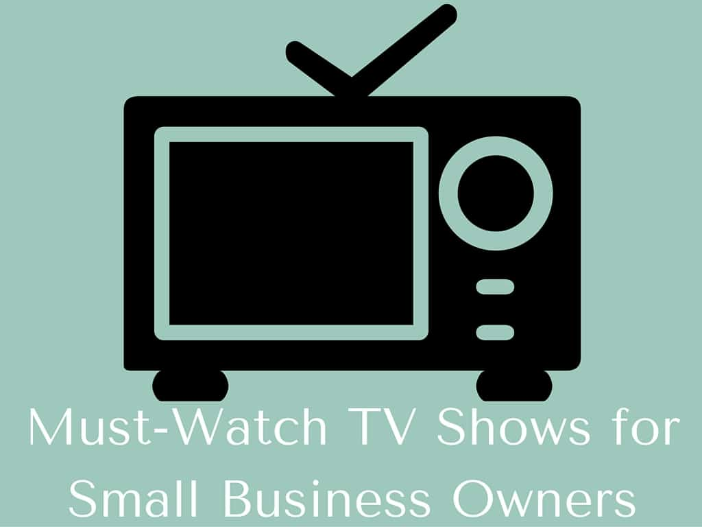 TV Shows for Small Business Owners