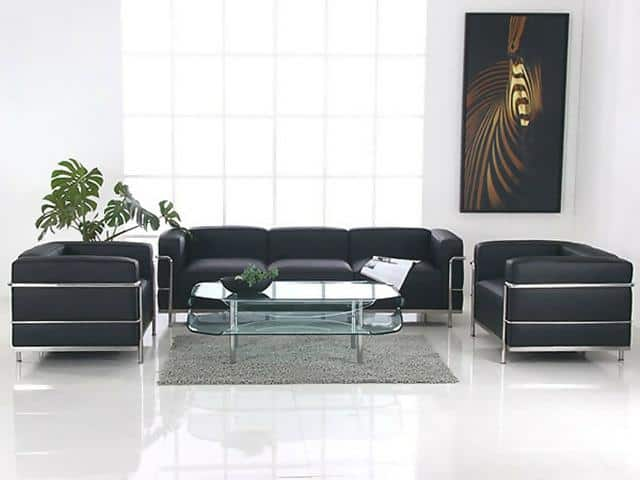 C:\Users\222\Desktop\Le Corbusier LC3 3 Seater Sofa 2.jpg